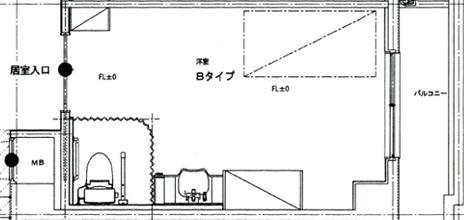東京都 八王子市 介護付有料老人ホーム 有料老人ホーム 老人ホーム 周和苑Bタイプ
