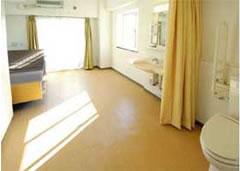 東京都 八王子市 介護付有料老人ホーム 周和苑居室