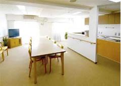 東京都 八王子市 介護付有料老人ホーム 周和苑談話室