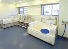 東京都 八王子市 介護付有料老人ホーム 周和苑一般浴槽